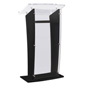 Acrylic Public Speaking Stand