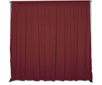 Booth Backdrops for Trade Show or Wedding Reception