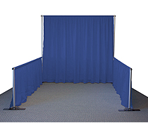 Trade Show Booths Pipe And Drape
