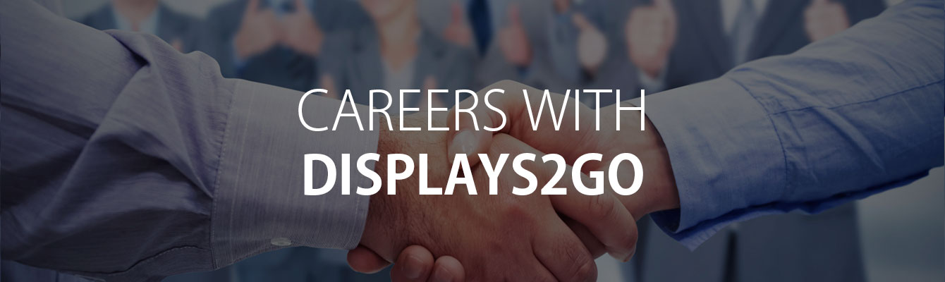 Displays2go Job Listings