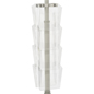 Double-Sided Literature Holder for TV Stand