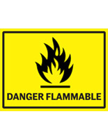 Flammable Danger
