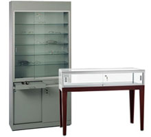 Optical and Eyewear Display Cases