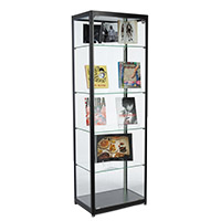Display Cases | Acrylic, Metal, Glass Counters & Cabinets