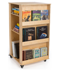 Wooden Children's Book Stand