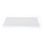 "White 12"" square display base only .5"" thick"