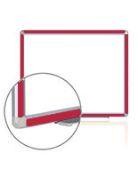 4 x 3 red marker boards