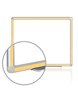 4' x 3' yellow marker boards