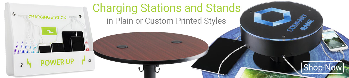 Check out our large selection of wireless and wired device charging products