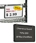 Grip Wire Sign Holder