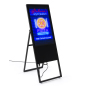 32-inch indoor a-frame digital sign