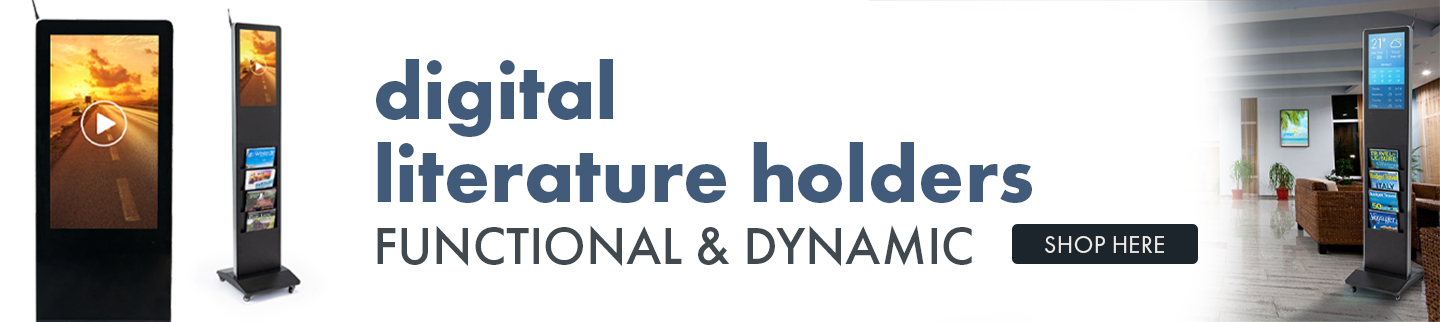 digital literature holders