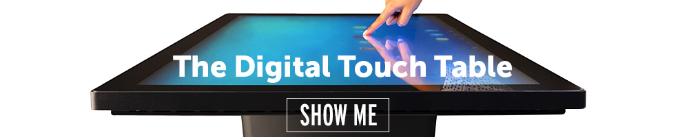 Our Digital Touch Table Offers an Interactive and Immersive Experience for Learning or Busines!