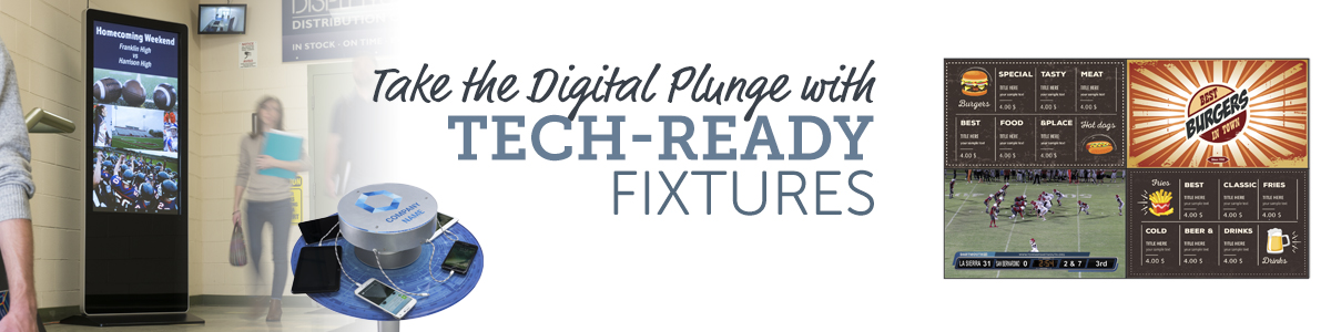 Take the Digital Plunge with Tech Ready Fixtures