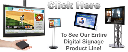 Digital Signage Content Examples Templates Software Solutions