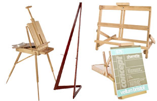 artist stands wooden easels - Display Easel