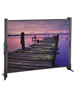 Tabletop Projector Screen