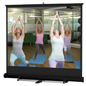 Retractable Projector Screen