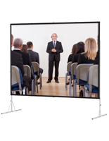 Video Projector Screen