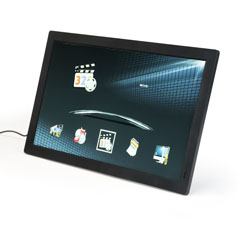 "18.5"" Digital Photo Frame for Multimedia"