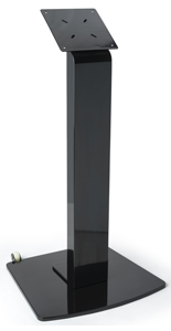 LCD Monitor Floor Stand for Retail