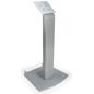 Moveable Vesa Floor Display Stand with Wheels for Retail