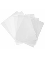 "10"" x 8"" oval replacement film kit for DSIGN108OV signage"