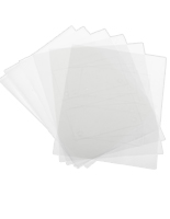 Replacement Printable Film Sheets for DSIGN63, DSIGN63BK, DSIGN63C