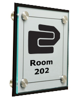 name plates for doors