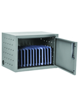 iPad Charging Cabinet with Drywall Mounting Hardware