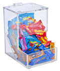 plastic candy dispenser