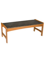 "Waiting Room Coffee Table, 20"" Overall Depth"