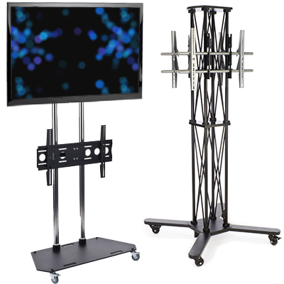 dual and multiple screen mounts