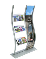 leaflet dispenser