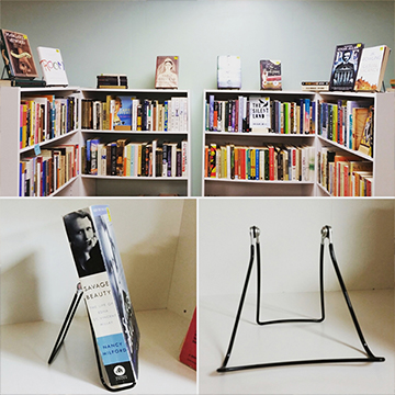 Mini Display Easel for Books