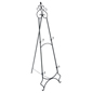 Multi Tiered Adjustable Wrought Iron Easel