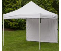 Canopy Side Panel for Events