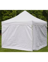 Outdoor White Portable Canopy