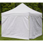 Polyester White Portable Canopy