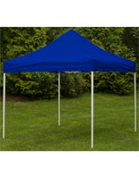 Royal Blue Instant Canopy