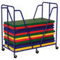 Children's Rest Mat Trolley for Daycares