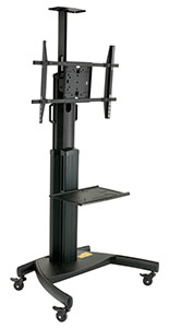 Floor Standing Movable TV Mount