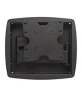 Recessed TV Wall Mount, Removable Outlet Plates