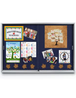 display bulletin boards