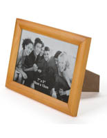 Wooden 5x7 Picture Frame with Landscape Orientation