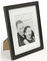 8 x 10 Matted Picture Frame
