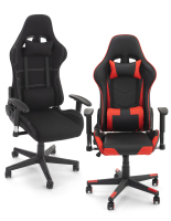 Ergonomic gaming chairs for home PC setups
