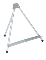 Aluminum Tabletop Easel With Tripod Design