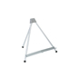 Silver Aluminum Tabletop Easel