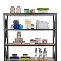 Etagere Shelf Display Fixtures